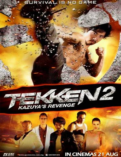 Tekken 2 La venganza de Kazuya
