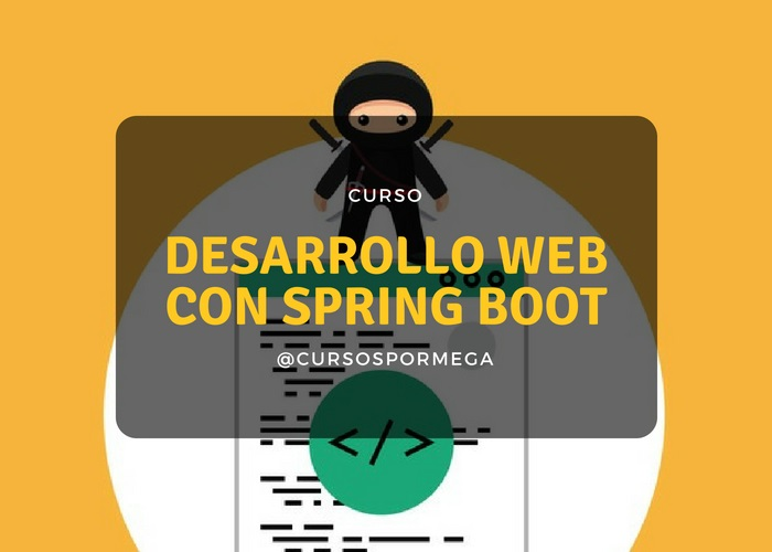 Desarrollo Web con Spring Boot