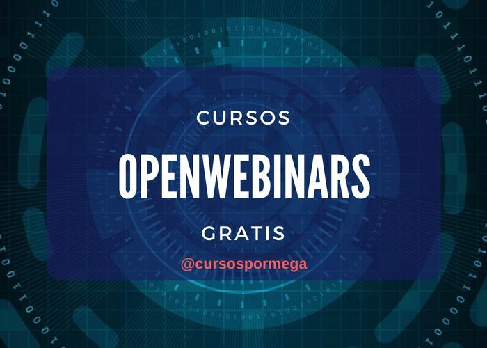 cursos gratis openwebinars