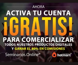 activa tu cuenta gratis seminarios online